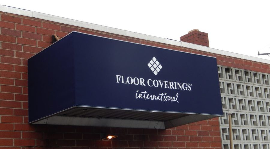 Floor Coverings Awning