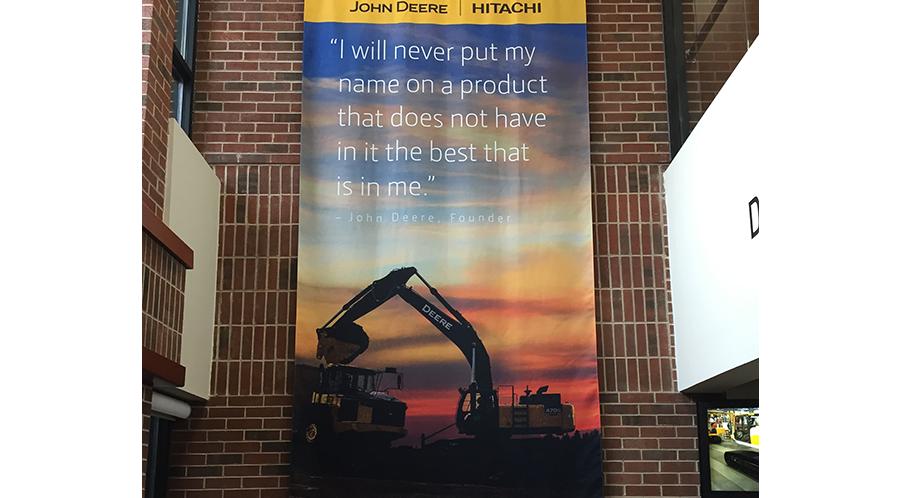 John Deere Banner