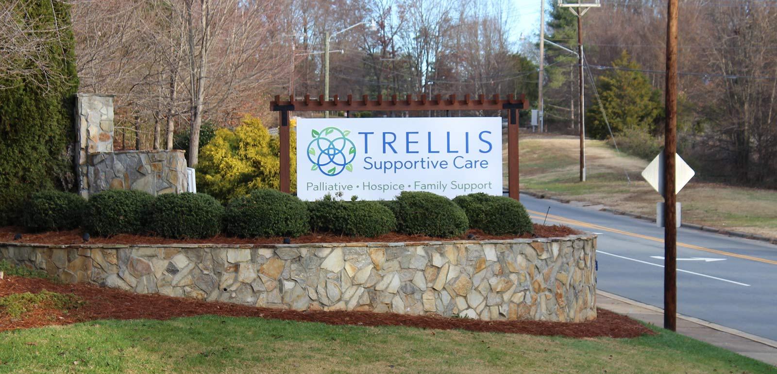 Trellis Monument